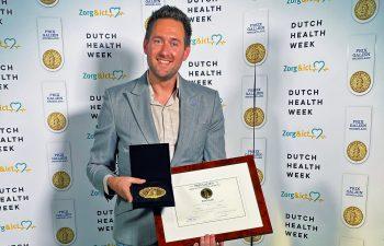 Triade deelneming VRelax wint prestigieuze 'Prix Galien MedTech Innovation Award' 2021